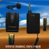 最稳定袖珍式VHF频率一拖一腰挂无线麦克风(S-2011)